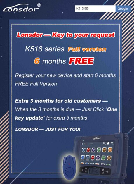 Lonsdor-K518ise-Subscribed-menus-180-days-for-free