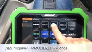 How-to-use-OBDSTAR-DP-PLus-to-program-Honda-City-CNG-2013-all-keys-lost-5