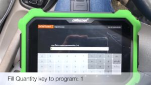 How-to-use-OBDSTAR-DP-PLus-to-program-Honda-City-CNG-2013-all-keys-lost-8